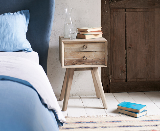 Ladder Side Table