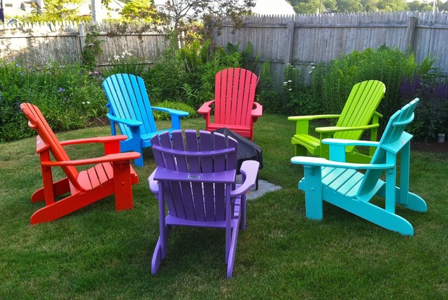 Painted chairs colourful diy furnishing